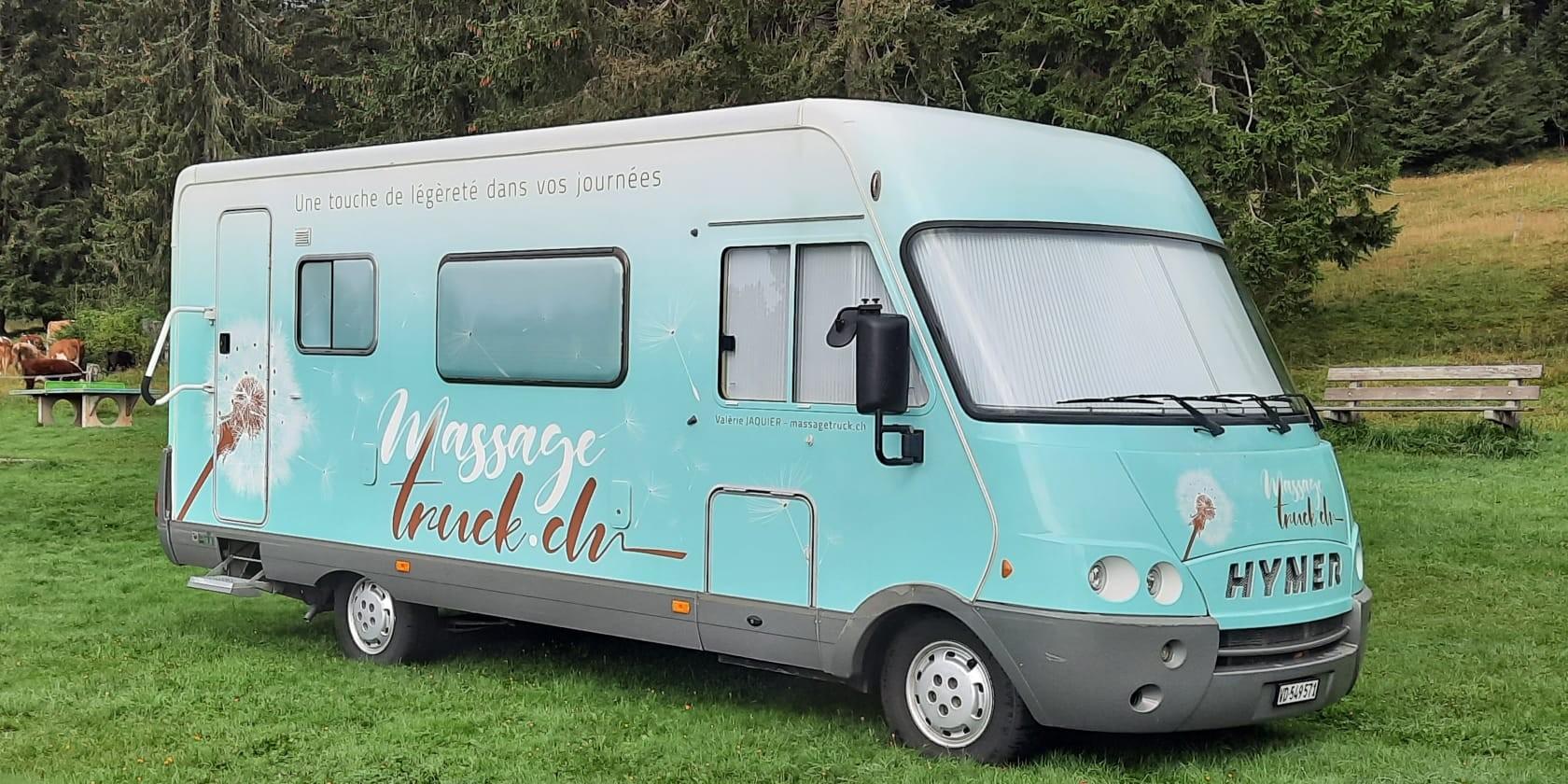 Le Massage Truck